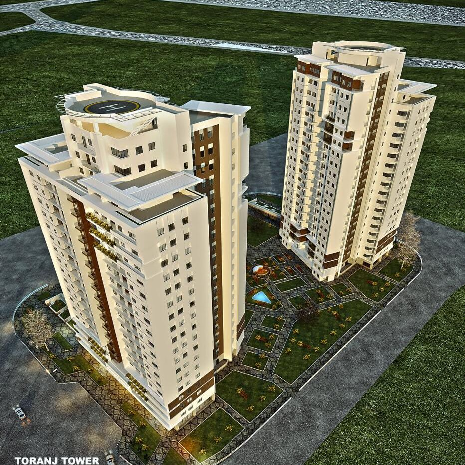 برج مسکونی ترنج 2 (7)